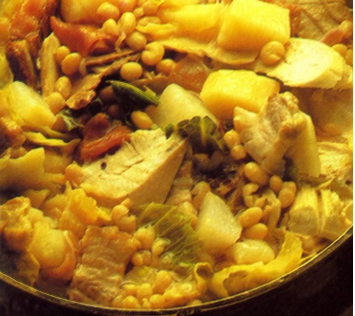 Recetas de cocina receta cocina cocina espa ola pote for Cocina espanola