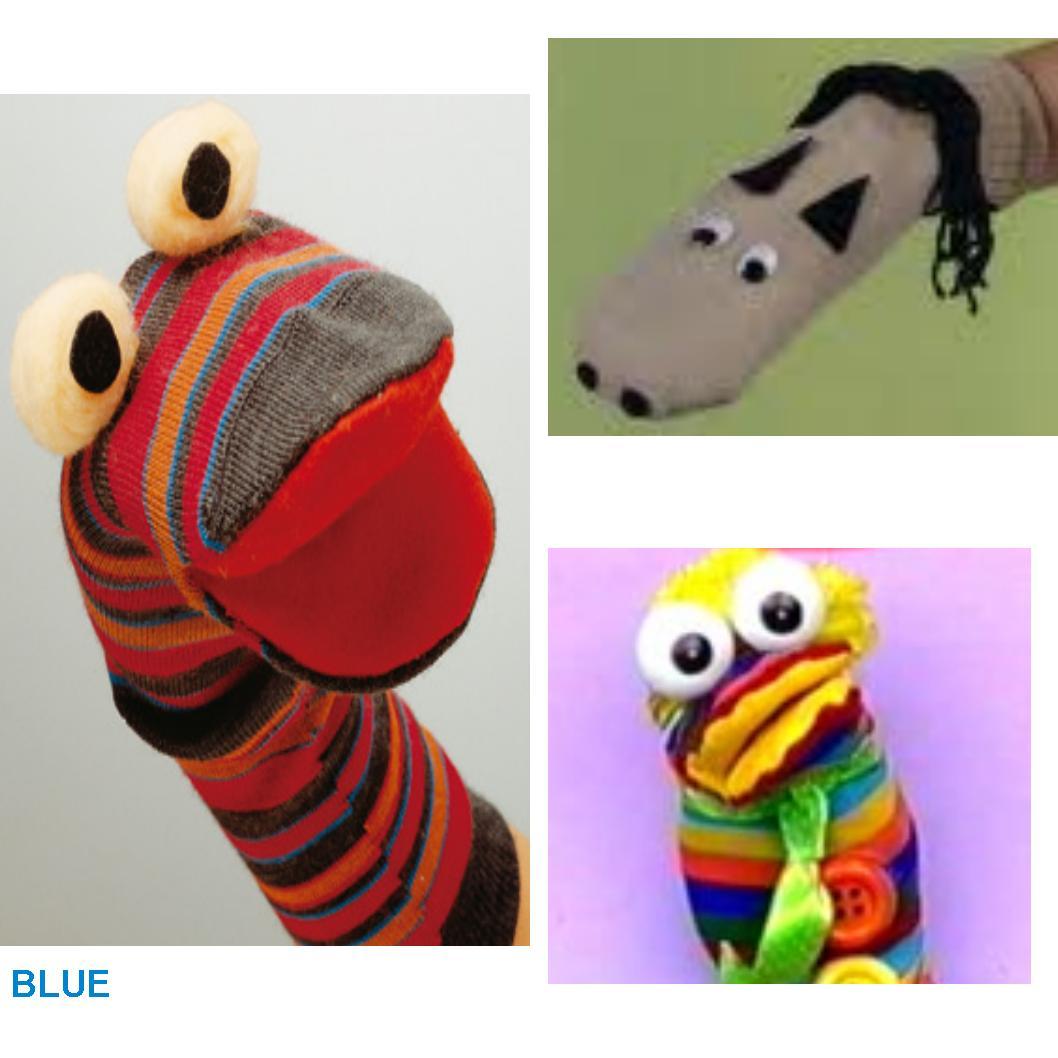 Tips c mo hacer marionetas con calcetines - Como hacer marionetas de mano ...
