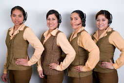 Parte de Nuestro equipo del Call Center
