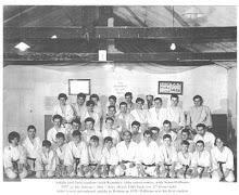 <em><strong>Hut Dojo 1957</strong></em>