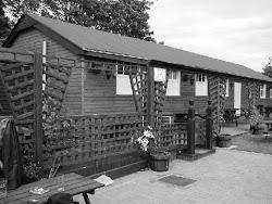 <b>The ``Hut Dojo`` 1955</b>