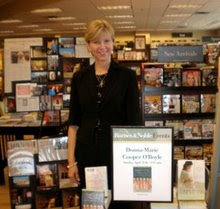 Barnes & Noble Book Signing