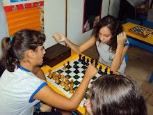 Vamos Jogar xadrez?