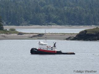 The Tug Boat Swinomish