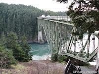 The Deception Pass Bridge
