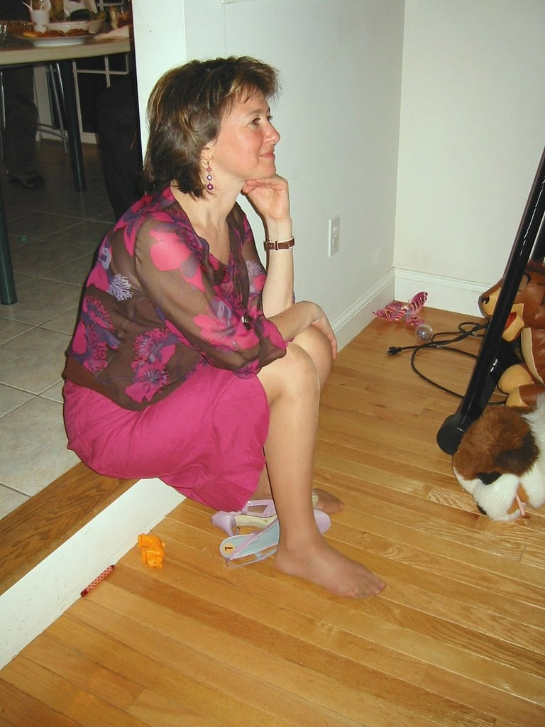 Loving candid stockings galleries