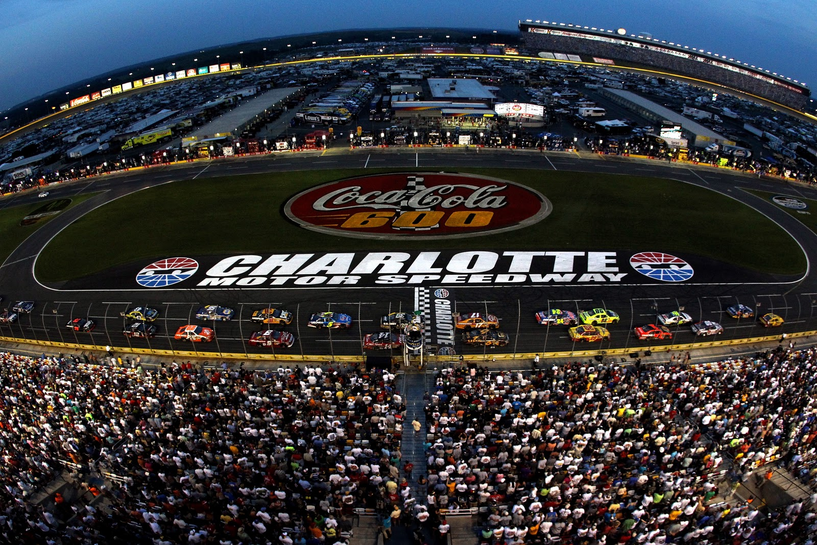 Chase Coverage Charlotte Motor Speedway Preview Skirts