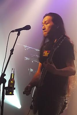Dragonforce concerto em Corroios Portugal