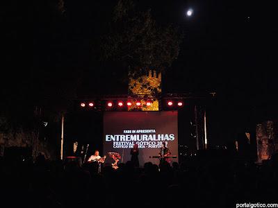 Ataraxia Festival Entremuralhas Leiria Portugal 2010
