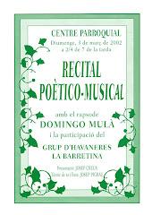 Recital Homenatge