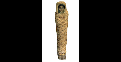 art: Blog #4- Mummy Wrapping of a Young Boy