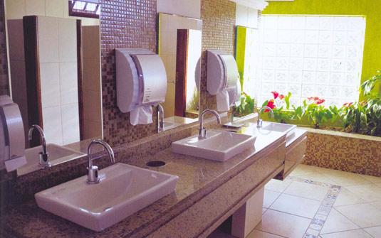 Galupri Restaurante Banheiro -> Decoracao De Banheiros De Restaurantes