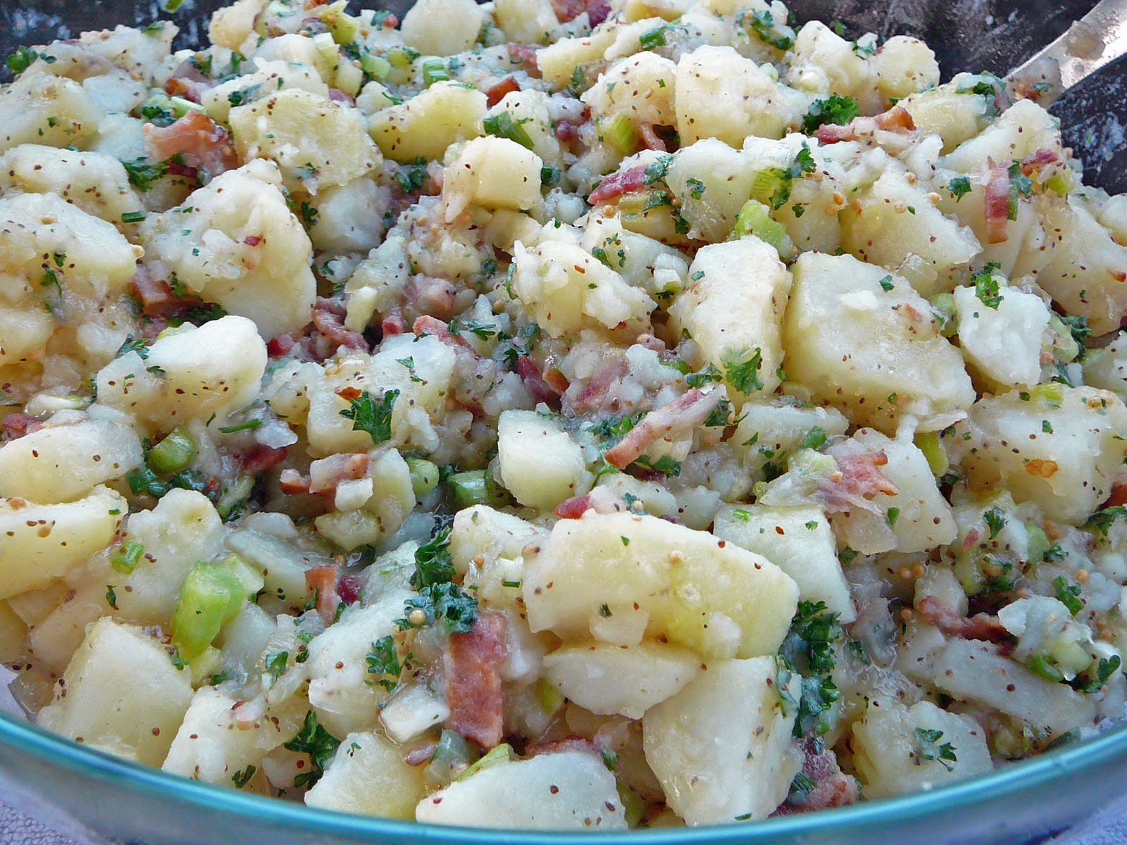 Salvation Sisters: Oktoberfest: German Potato Salad