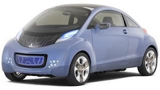 2010 Electric car Mitsubishi i-MiEV