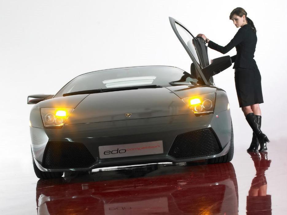 NEW CARS MODIFICATION: SuperCar Hot Girls lamborghini edo