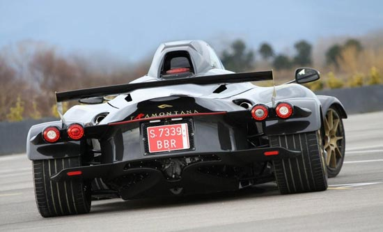 Tramontana most expensive car in the world