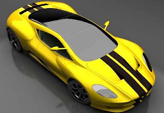 Aston Martin's Supercar Sport Limited Edition 2010