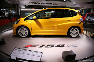 wallpaper honda fit MUGEN