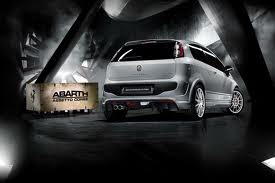 2010 Abarth Punto Evo car review