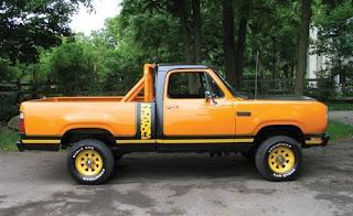 truck 1979 Dodge - Macho- Power Wagon
