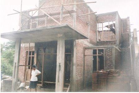 Pembuatan Rumah Baru