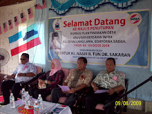 MAJLIS PENUTUPAN BPTD KG.SENALLANG, SEMPORNA,SABAH