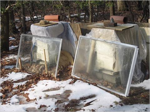 Как правильно утеплить улей к зиме и сделать вентиляцию - Ekolini.ru