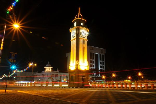 Jam Besar Sungai Petani, Kedah, Malaysia. | Kemana