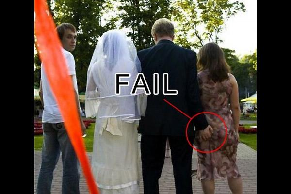 bride fucks