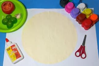 Pizza - Materials