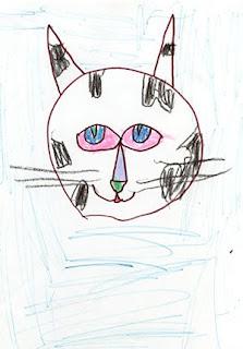 Cat Head #1