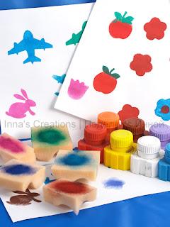 Paints and prints