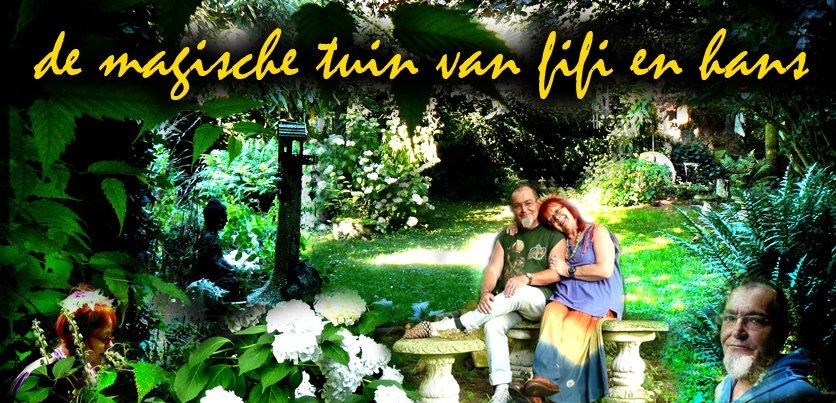 de magische tuin van fifi en hans