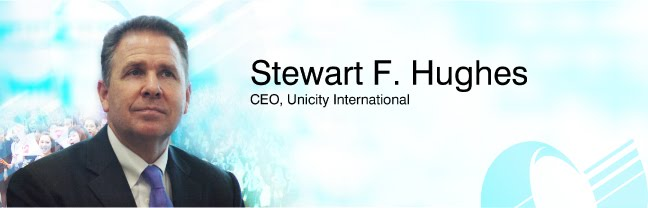 Stewart Hughes - CEO of Unicity International