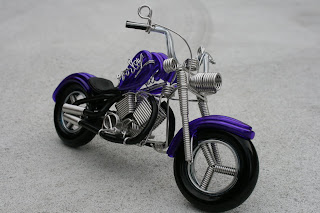 my new Harley Davidson