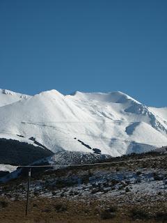 NZ Ski Field