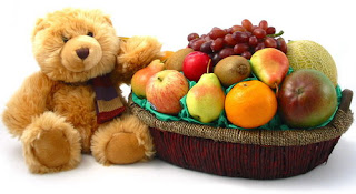 teddy bear fruit