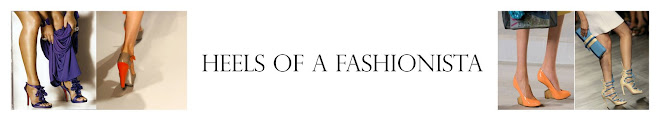 Heels of a Fashionista