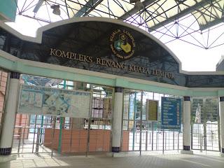 Ea Bandar Tun Razak Public Swimming Pool