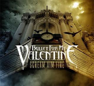Bullet For My Valentine - Scream Aim Fire (Japanese Edition)