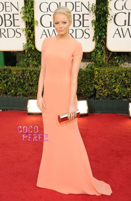 carrie underwood golden globes dress. Carrie Underwood: She always