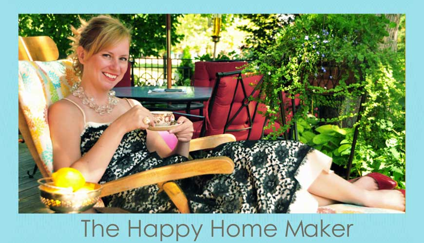 The Happy Home Maker
