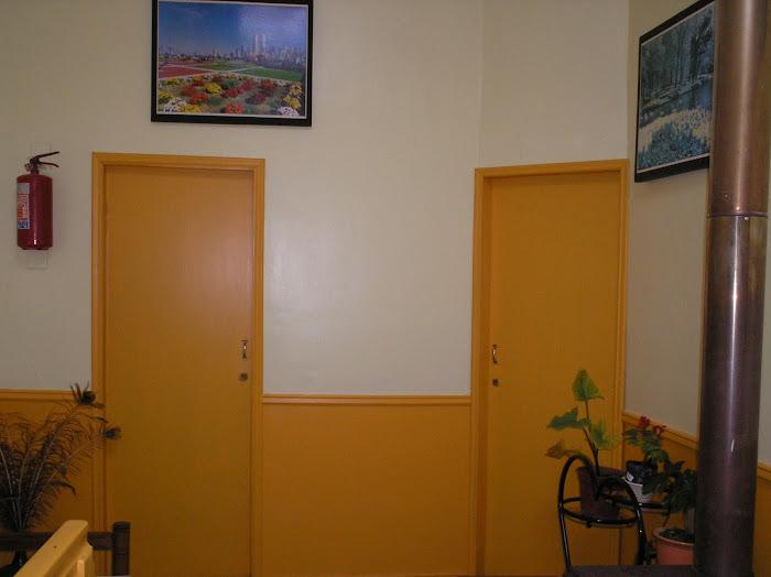 Sector habitaciones simples