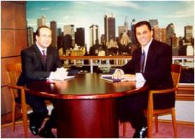 Mark Minervini with Ron Insana on CNBC