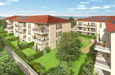 Les merveilles de danielle appartements avec jardins a for Appartements le jardin