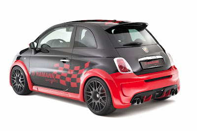 Fiat 500 USA: Fiat500USA Tuner Report:HAMANN-Motorsport tuning program - 275hp