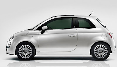 Fiat 500 USA: The US to get an upgraded Fiat 500...