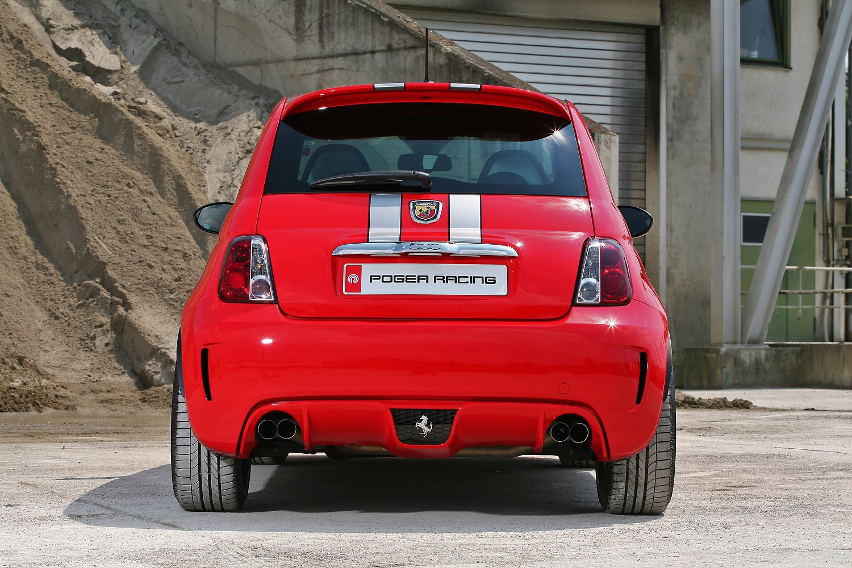 Fiat500USA Tuner Report: Pogea Racing GmbH | Fiat 500 USA