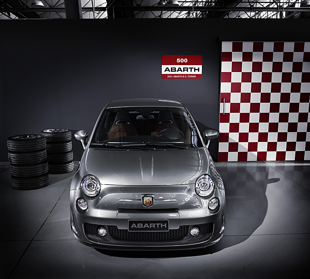 500 Abarth changes