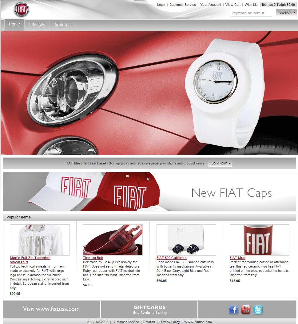 accessories sales fiat cult april for usa com